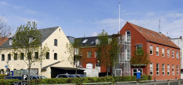 Foto af CSV Skolen  i Jernbanegade
